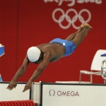 Beijing Olympics Swimming Mens 50 Freestyle